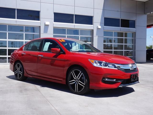 2016 honda accord sport sport 4dr sedan cvt for sale in