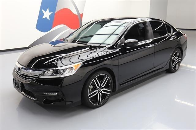 2016 honda accord sport sport 4dr sedan cvt for sale in houston texas classified. Black Bedroom Furniture Sets. Home Design Ideas