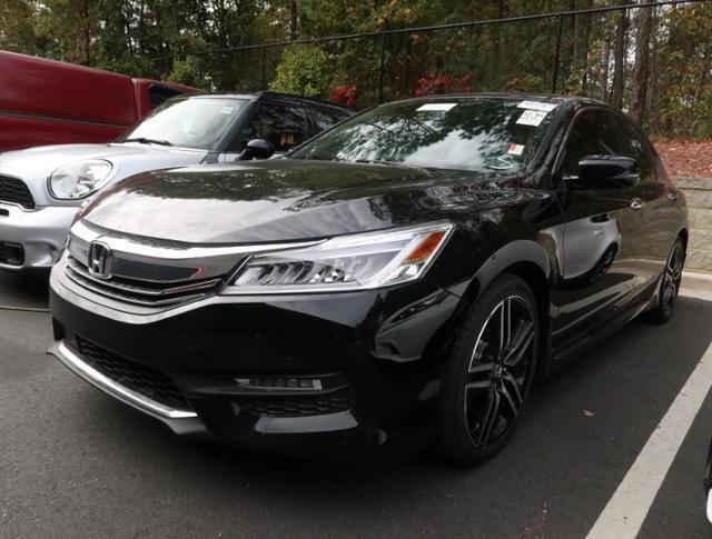 2016 honda accord touring touring 4dr sedan for sale in barrett parkway georgia classified. Black Bedroom Furniture Sets. Home Design Ideas