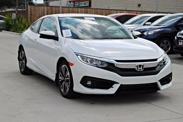 2016 honda civic ex l ex l 2dr coupe for sale in dallas