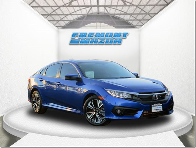 2016 Honda Civic EX-T EX-T 4dr Sedan