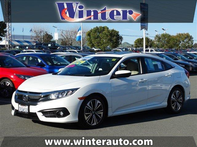 2016 honda civic ex t ex t 4dr sedan for sale in bay point california classified. Black Bedroom Furniture Sets. Home Design Ideas