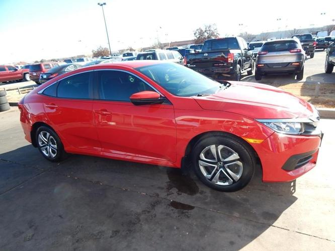 2016 honda civic lx lx 4dr sedan cvt for sale in norman oklahoma classified. Black Bedroom Furniture Sets. Home Design Ideas