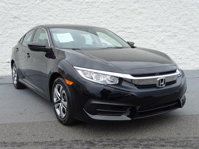 2016 honda civic lx lx 4dr sedan cvt for sale in hickory. Black Bedroom Furniture Sets. Home Design Ideas