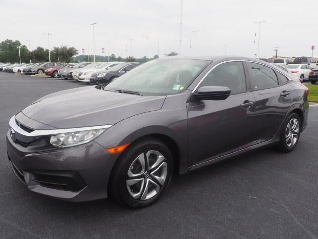 2016 Honda Civic LX LX 4dr Sedan CVT