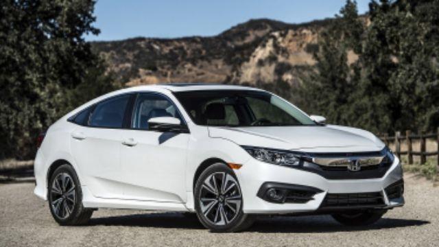 2016 Honda Civic LX w/Honda Sensing LX 4dr Sedan