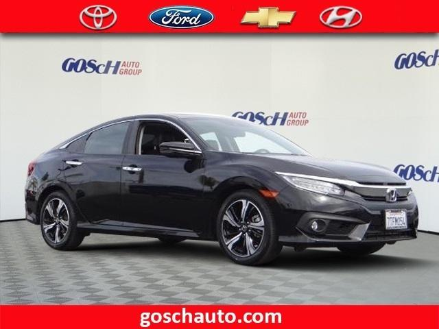 2016 Honda Civic Touring Touring 4dr Sedan