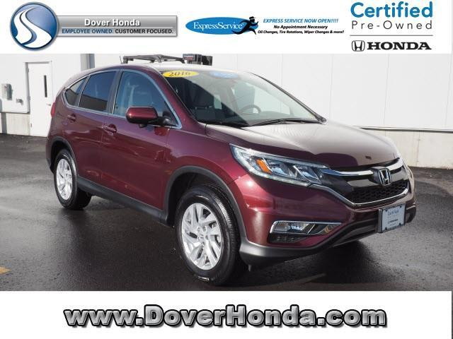 2016 honda cr v ex awd ex 4dr suv for sale in dover new hampshire classified. Black Bedroom Furniture Sets. Home Design Ideas