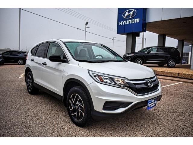2016 Honda Cr V Se Se 4dr Suv For Sale In Lubbock Texas