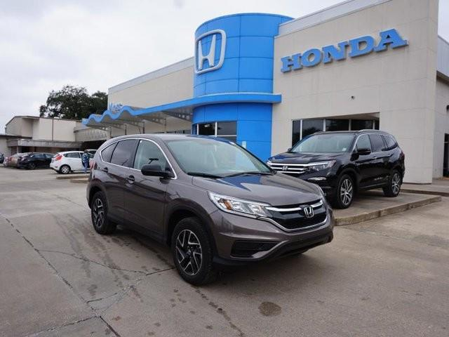 2016 honda cr v se se 4dr suv for sale in lafayette for 2016 honda cr v se