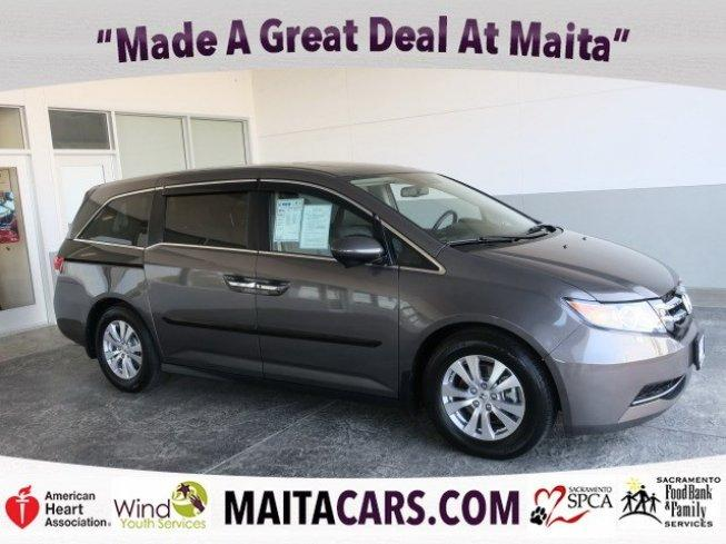 2016 honda odyssey ex l for sale in sacramento california classified. Black Bedroom Furniture Sets. Home Design Ideas
