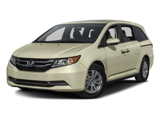 2016 Honda Odyssey EX-L EX-L 4dr Mini-Van