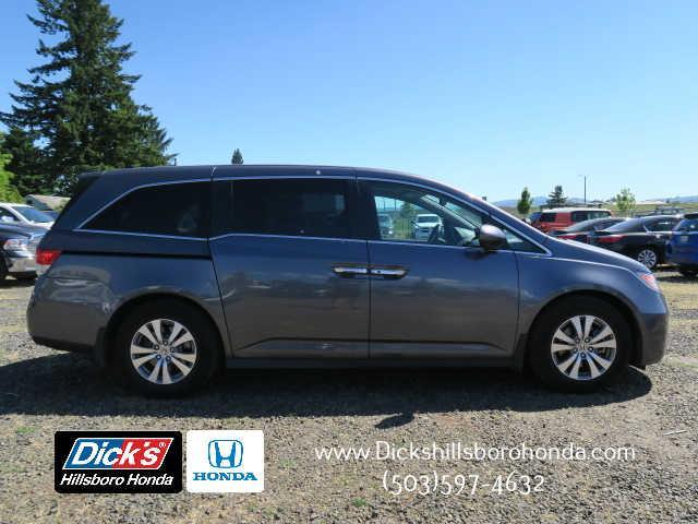 2016 honda odyssey ex l ex l 4dr mini van for sale in hillsboro oregon classified. Black Bedroom Furniture Sets. Home Design Ideas