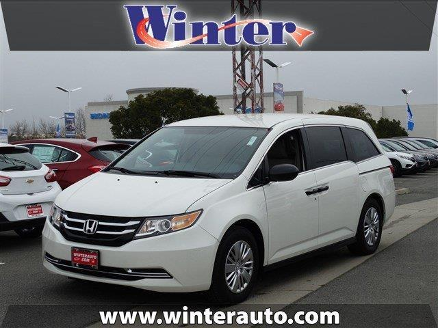 2016 honda odyssey lx lx 4dr mini van for sale in bay point california classified. Black Bedroom Furniture Sets. Home Design Ideas