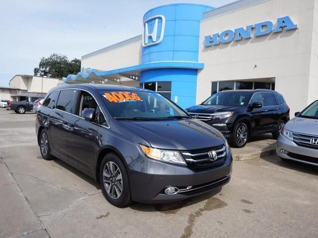 2016 honda odyssey touring touring 4dr mini van for sale in lafayette louisiana classified. Black Bedroom Furniture Sets. Home Design Ideas