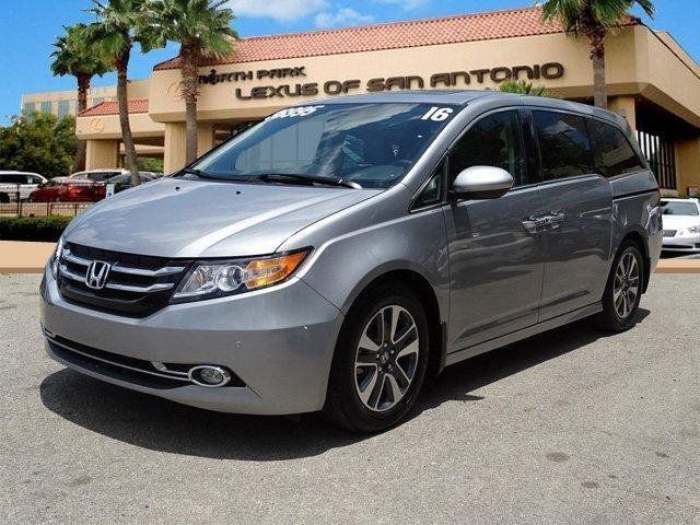 2016 honda odyssey touring touring 4dr mini van for sale in san antonio texas classified. Black Bedroom Furniture Sets. Home Design Ideas