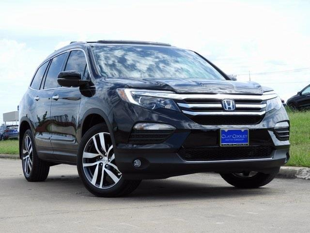 2016 honda pilot elite awd elite 4dr suv for sale in for Honda large suv