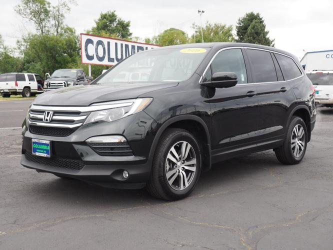 2016 honda pilot ex l awd ex l 4dr suv for sale in longview washington classified. Black Bedroom Furniture Sets. Home Design Ideas