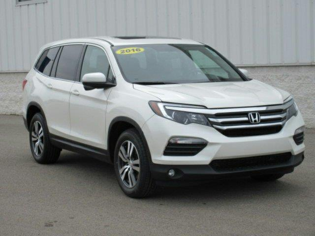 2013 Honda Pilot Ex L For Sale >> 2016 Honda Pilot EX-L EX-L 4dr SUV for Sale in Meskegon ...