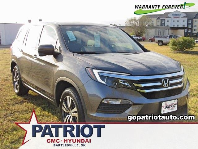 2016 honda pilot ex l ex l 4dr suv for sale in. Black Bedroom Furniture Sets. Home Design Ideas