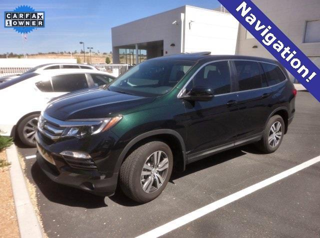 2016 honda pilot ex l w navi awd ex l 4dr suv w navi for sale in prescott arizona classified. Black Bedroom Furniture Sets. Home Design Ideas
