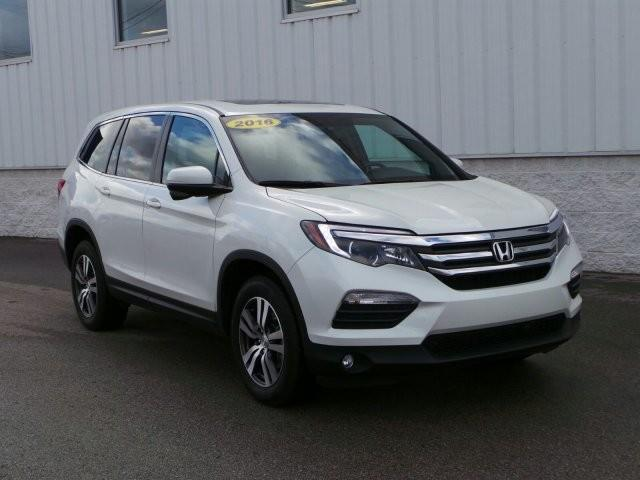 2016 honda pilot ex l w res awd ex l 4dr suv w res for sale in meskegon michigan classified. Black Bedroom Furniture Sets. Home Design Ideas