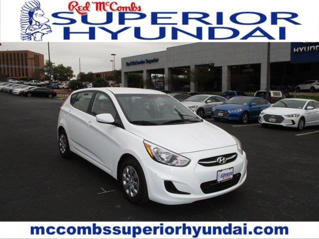 2016 Hyundai Accent Se Se 4dr Hatchback 6a For Sale In San