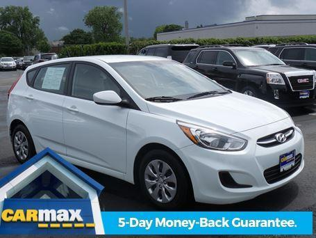 2016 Hyundai Accent Se Se 4dr Hatchback 6a For Sale In