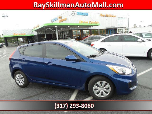 2016 hyundai accent se se 4dr hatchback 6m for sale in indianapolis indiana classified. Black Bedroom Furniture Sets. Home Design Ideas