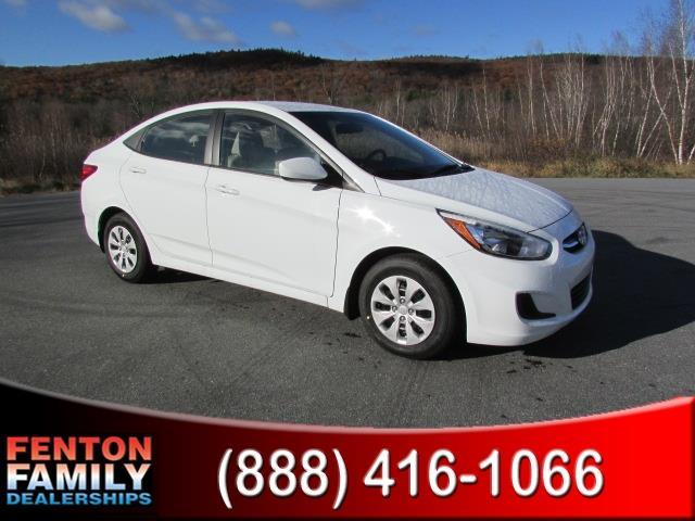 2016 hyundai accent se se 4dr sedan 6a for sale in keene new hampshire classified. Black Bedroom Furniture Sets. Home Design Ideas