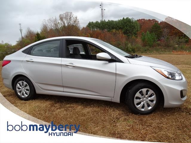 2016 hyundai accent se se 4dr sedan 6a for sale in monroe north carolina classified. Black Bedroom Furniture Sets. Home Design Ideas