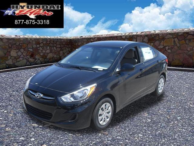 2016 hyundai accent se se 4dr sedan 6a for sale in el paso texas classified. Black Bedroom Furniture Sets. Home Design Ideas