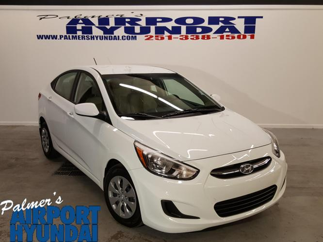 2016 hyundai accent se se 4dr sedan 6a for sale in mobile alabama classified. Black Bedroom Furniture Sets. Home Design Ideas