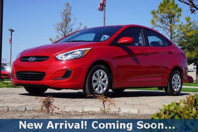 2016 hyundai accent se se 4dr sedan 6a for sale in killeen texas classified. Black Bedroom Furniture Sets. Home Design Ideas
