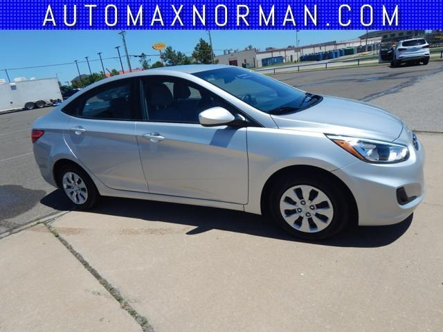 2016 hyundai accent se se 4dr sedan 6a for sale in norman oklahoma classified. Black Bedroom Furniture Sets. Home Design Ideas