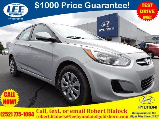 2016 hyundai accent se se 4dr sedan 6a for sale in goldsboro north carolina classified. Black Bedroom Furniture Sets. Home Design Ideas