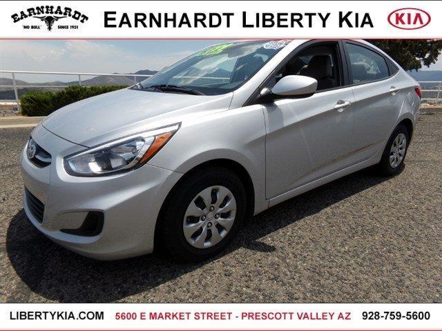2016 hyundai accent se se 4dr sedan 6a for sale in prescott valley arizona classified. Black Bedroom Furniture Sets. Home Design Ideas