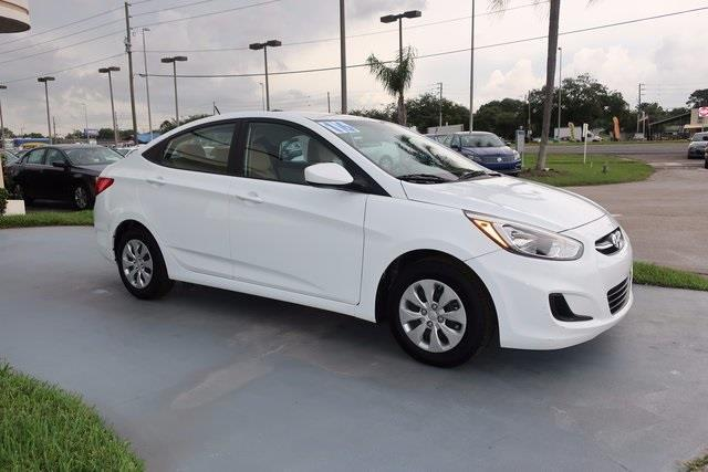 2016 hyundai accent se se 4dr sedan 6a for sale in new port richey florida classified. Black Bedroom Furniture Sets. Home Design Ideas