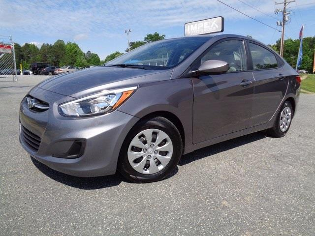 2016 hyundai accent se se 4dr sedan 6a for sale in greensboro north carolina classified. Black Bedroom Furniture Sets. Home Design Ideas