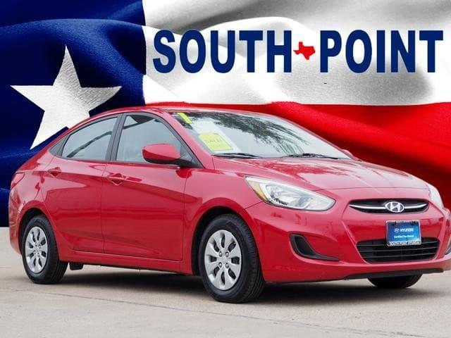 2016 Hyundai Accent SE SE 4dr Sedan 6M