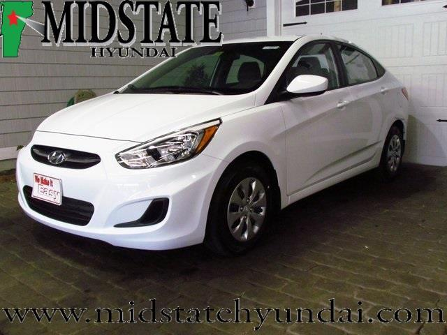 2016 hyundai accent se se 4dr sedan 6m for sale in barre vermont classified. Black Bedroom Furniture Sets. Home Design Ideas