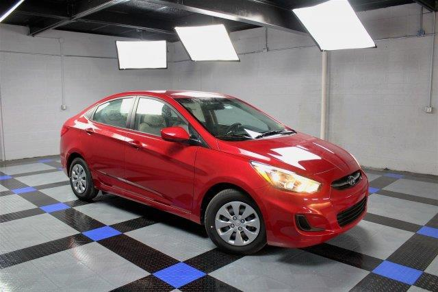 2016 hyundai accent se se 4dr sedan 6m for sale in charleston west virginia classified. Black Bedroom Furniture Sets. Home Design Ideas