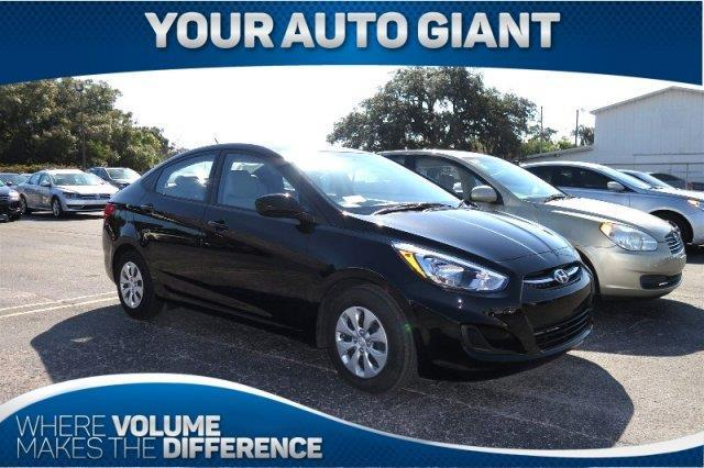 2016 hyundai accent se se 4dr sedan 6m for sale in new port richey florida classified. Black Bedroom Furniture Sets. Home Design Ideas