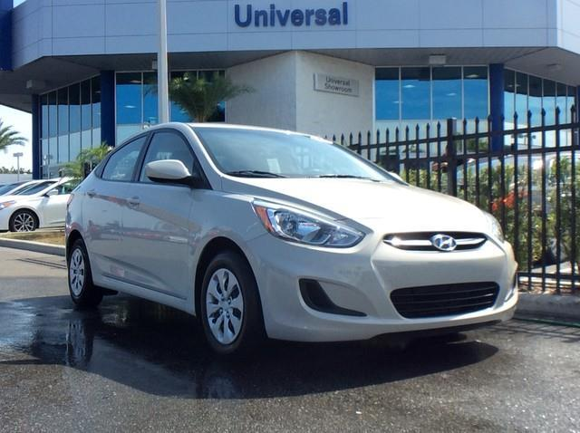 2016 hyundai accent se se 4dr sedan 6m for sale in orlando florida classified. Black Bedroom Furniture Sets. Home Design Ideas