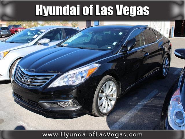2016 Hyundai Azera Limited Limited 4dr Sedan