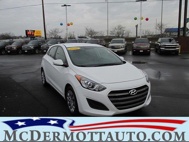 2016 Hyundai Elantra Gt Base 4dr Hatchback 6m For Sale In