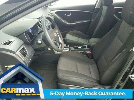 2016 Hyundai Elantra GT Base 4dr Hatchback 6M