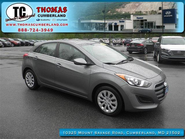 2016 hyundai elantra gt base 4dr hatchback 6m for sale in cumberland maryland classified. Black Bedroom Furniture Sets. Home Design Ideas