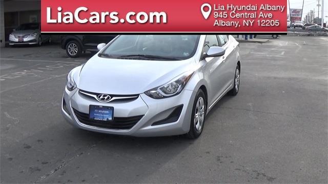 2016 Hyundai Elantra Limited Limited 4dr Sedan 6A (US)