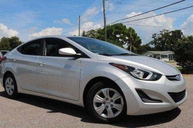 2016 Hyundai Elantra Se Se 4dr Sedan 6a Us For Sale In